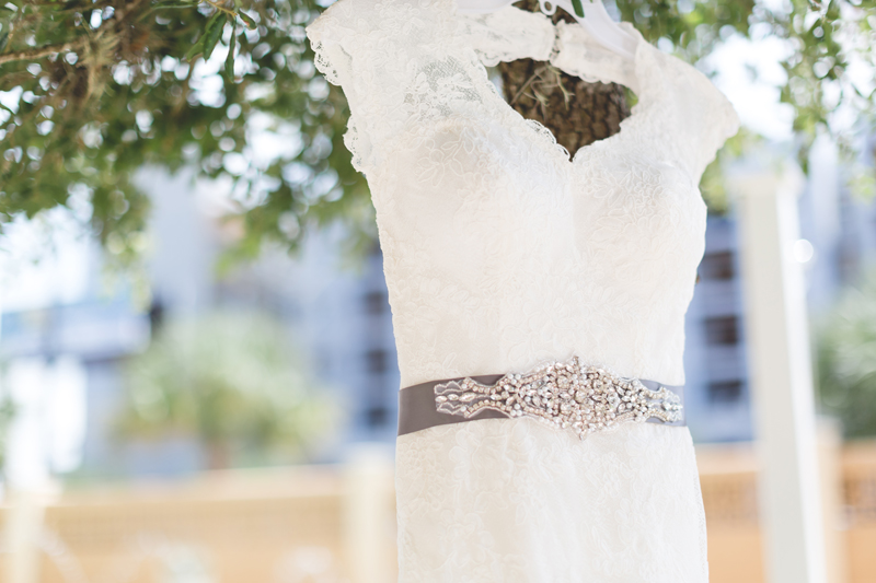 09 lace wedding dress with silver belt orlando outdoor wedding photographer 310 lakeside wedding lake eola wedding.jpg