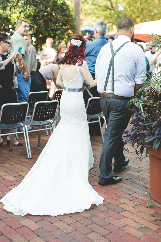 45 back of brides wedding dress walking down aisle orlando outdoor wedding photographer 310 lakeside wedding cj-312.jpg