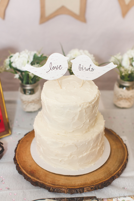 jaime diorio destination orlando wedding photographer wedding cake love birds topper