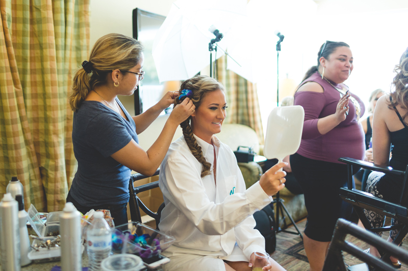 Bridal prep - Tradewinds Island Grand Resort beach wedding - st pete beach - Jaime DiOrio Photography - Destination Orlando wedding photographer -  (19).JPG