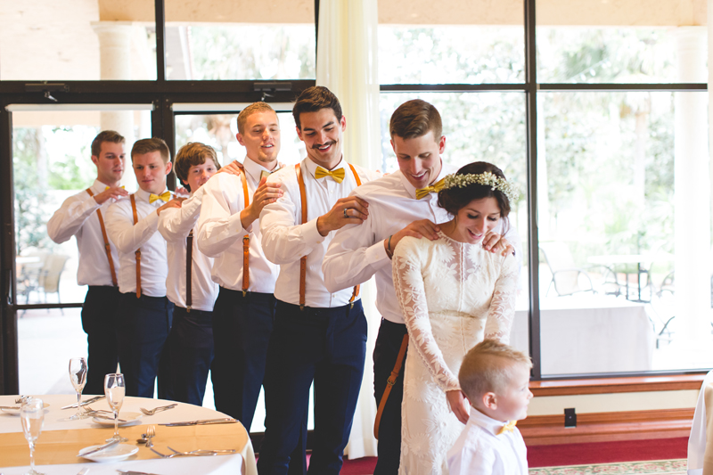 Wedding party groomsmen - bohemian inspired outdoor wedding at Mission Inn Resort - howey in the hills fl - destination orlando wedding photographer - Jaime DiOrio (15).jpg