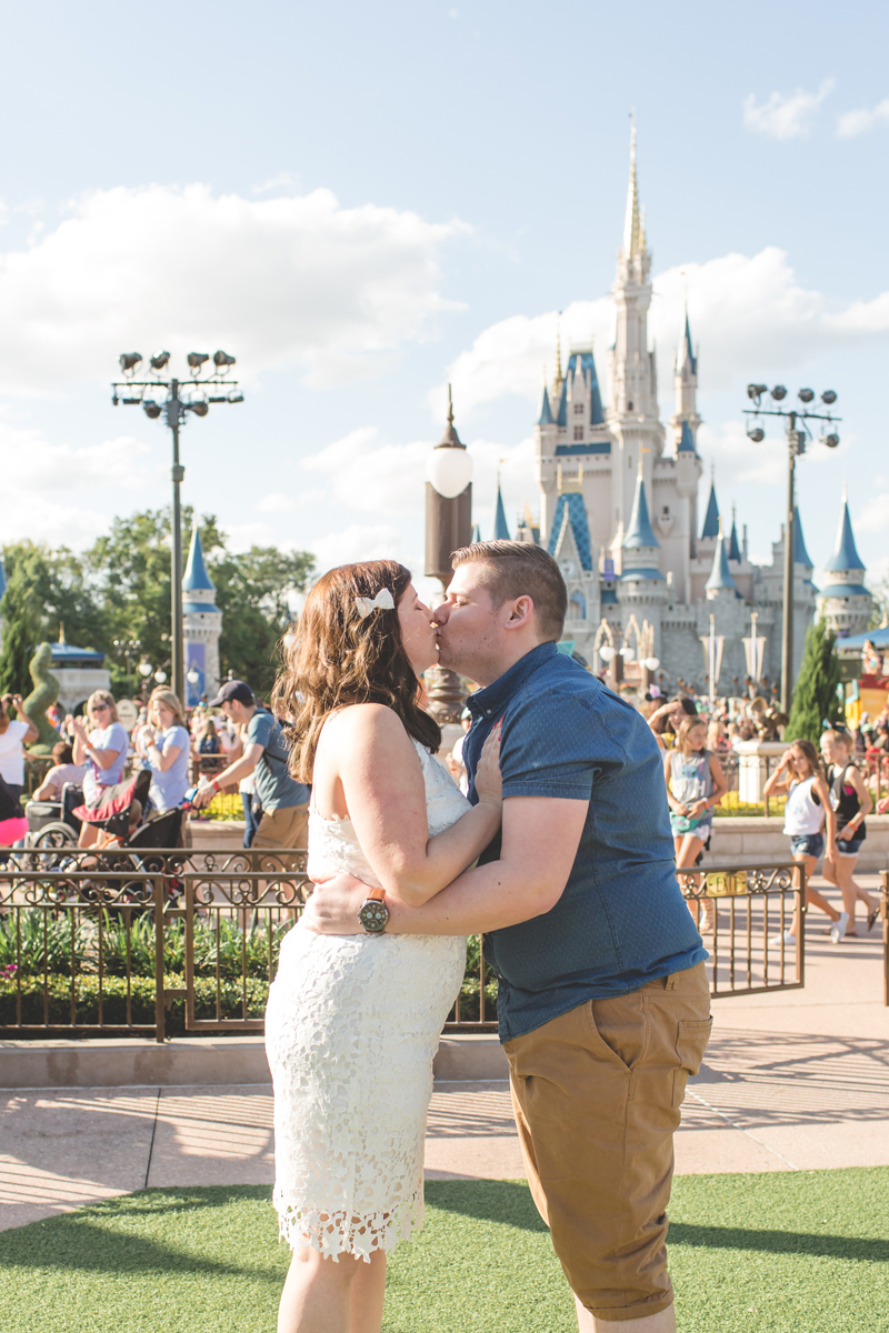 Jaime DiOrio - Magic Kingdom Engagement Session - Epcot Engagement Session - Disney Engagement photos - Magic Kingdom Engagement Photos (10).jpg