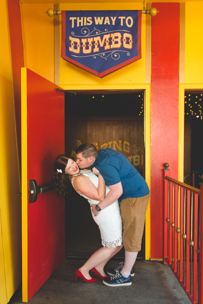 Jaime DiOrio - Magic Kingdom Engagement Session - Epcot Engagement Session - Disney Engagement photos - Magic Kingdom Engagement Photos (13).jpg