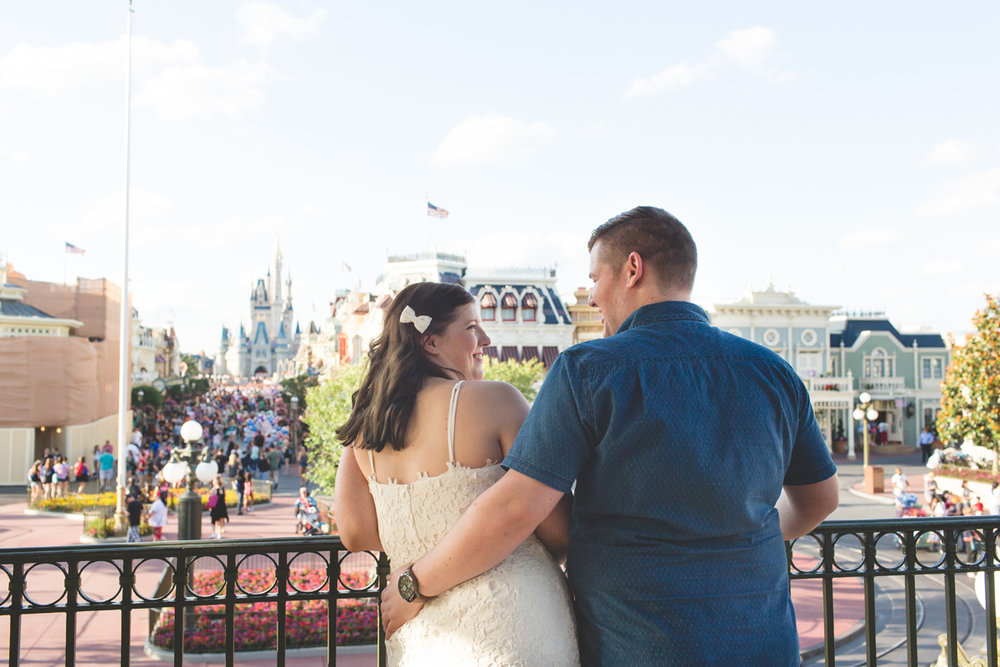 Jaime DiOrio - Magic Kingdom Engagement Session - Epcot Engagement Session - Disney Engagement photos - Magic Kingdom Engagement Photos (33).jpg