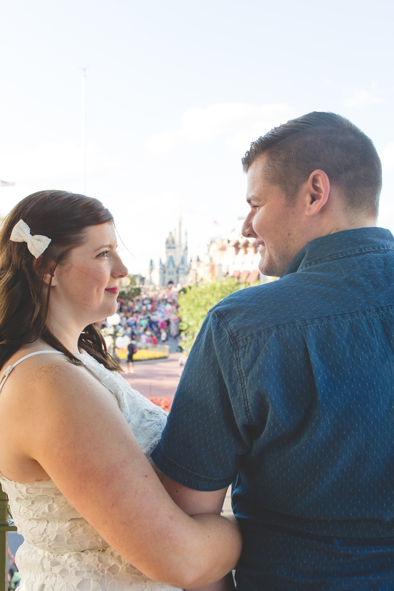 Jaime DiOrio - Magic Kingdom Engagement Session - Epcot Engagement Session - Disney Engagement photos - Magic Kingdom Engagement Photos (34).jpg