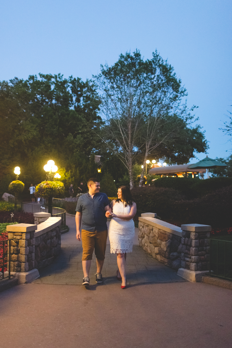 Jaime DiOrio - Magic Kingdom Engagement Session - Epcot Engagement Session - Disney Engagement photos - Magic Kingdom Engagement Photos (62).jpg