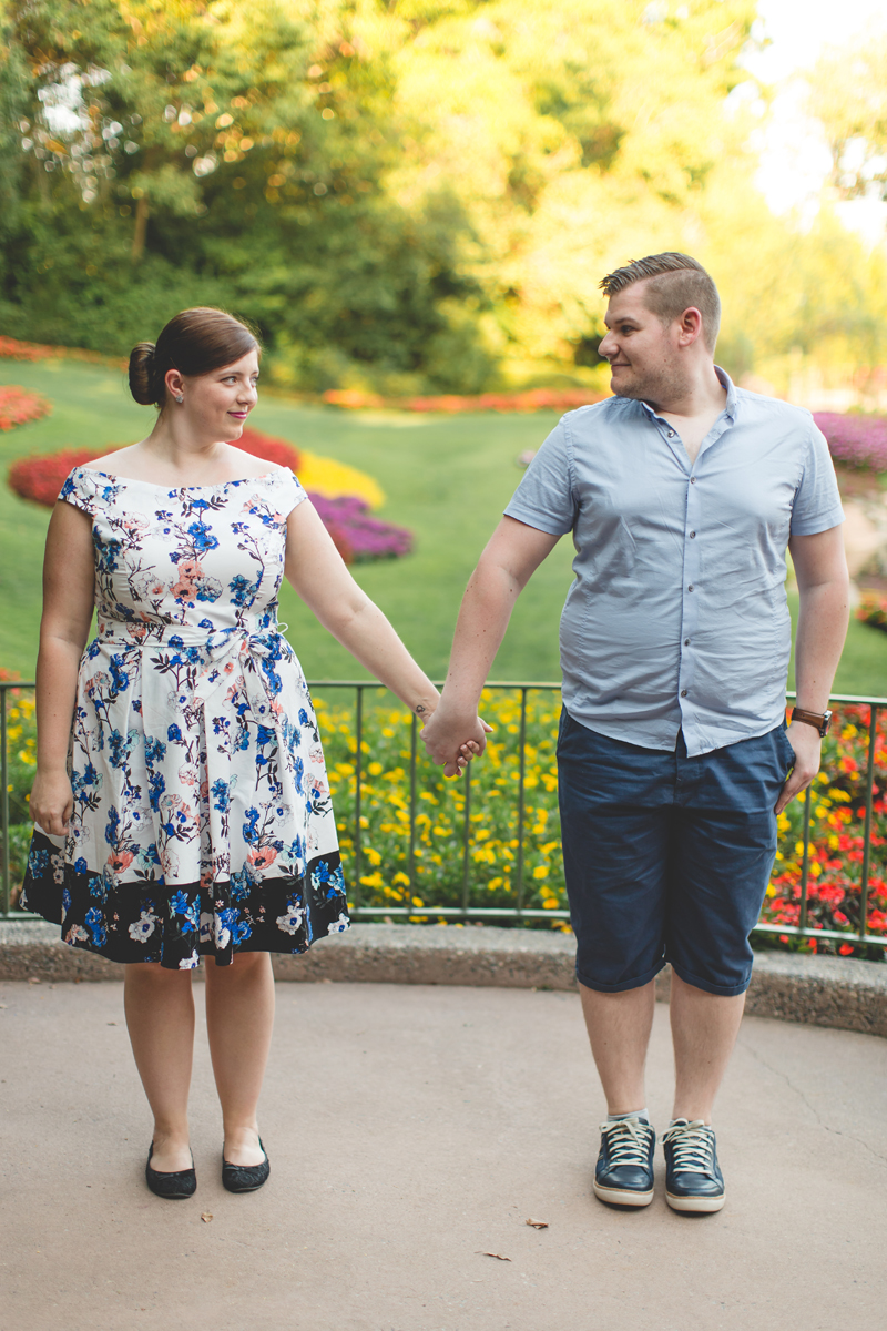 Jaime DiOrio - Magic Kingdom Engagement Session - Epcot Engagement Session - Disney Engagement photos - Magic Kingdom Engagement Photos (70).jpg