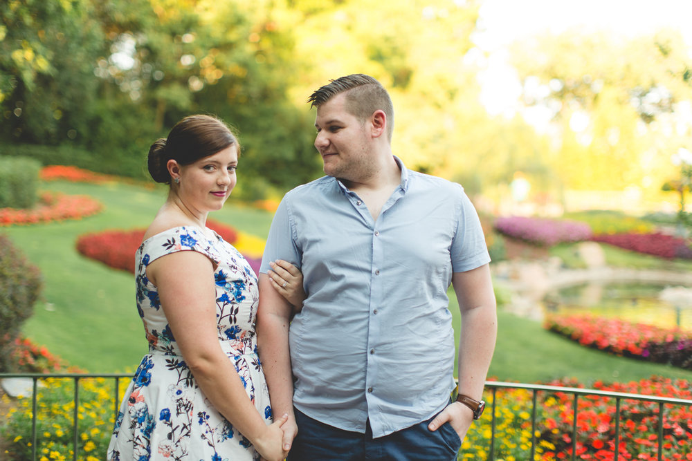 Jaime DiOrio - Magic Kingdom Engagement Session - Epcot Engagement Session - Disney Engagement photos - Magic Kingdom Engagement Photos (71).jpg