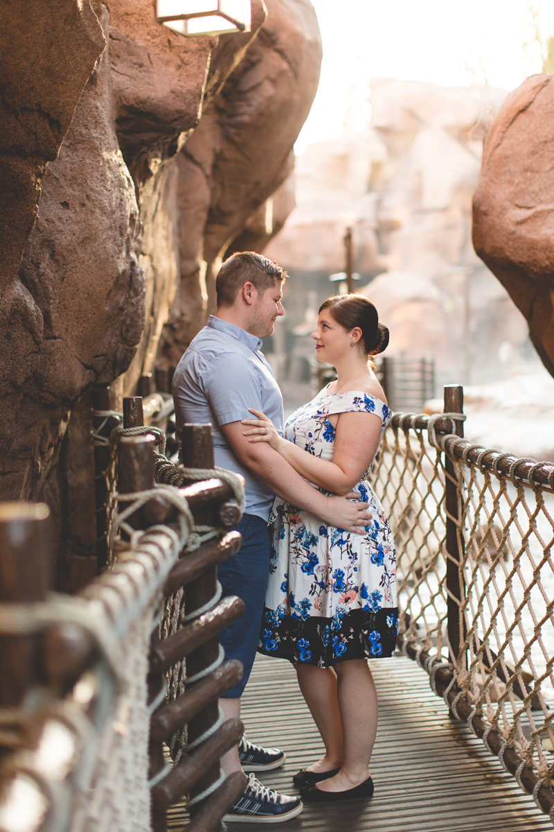 Jaime DiOrio - Magic Kingdom Engagement Session - Epcot Engagement Session - Disney Engagement photos - Magic Kingdom Engagement Photos (76).jpg