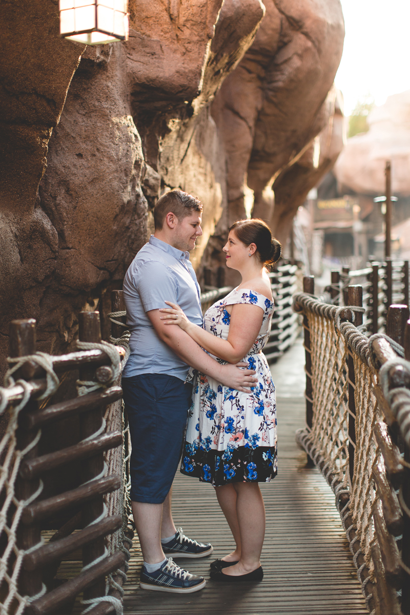 Jaime DiOrio - Magic Kingdom Engagement Session - Epcot Engagement Session - Disney Engagement photos - Magic Kingdom Engagement Photos (77).jpg