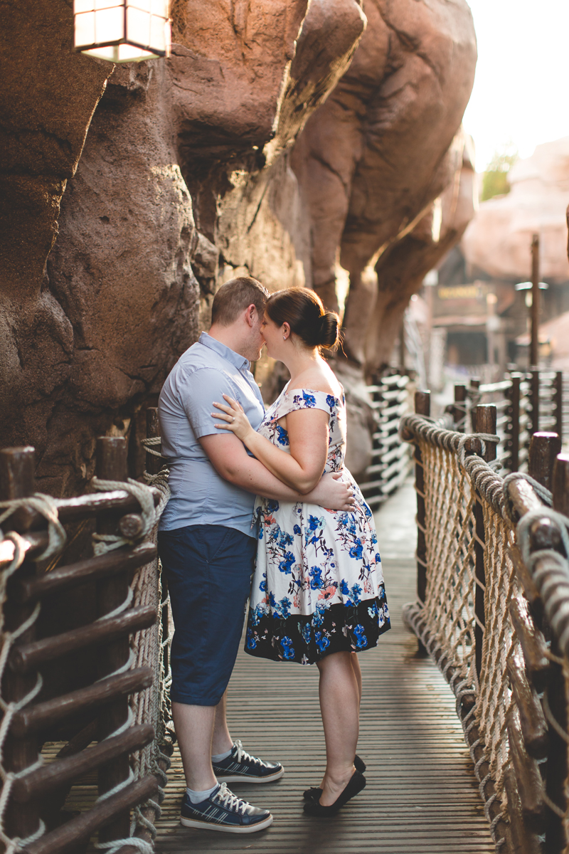 Jaime DiOrio - Magic Kingdom Engagement Session - Epcot Engagement Session - Disney Engagement photos - Magic Kingdom Engagement Photos (78).jpg