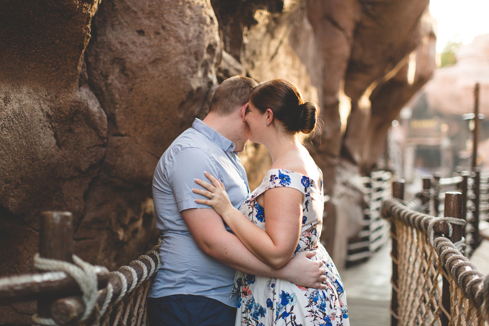 Jaime DiOrio - Magic Kingdom Engagement Session - Epcot Engagement Session - Disney Engagement photos - Magic Kingdom Engagement Photos (79).jpg