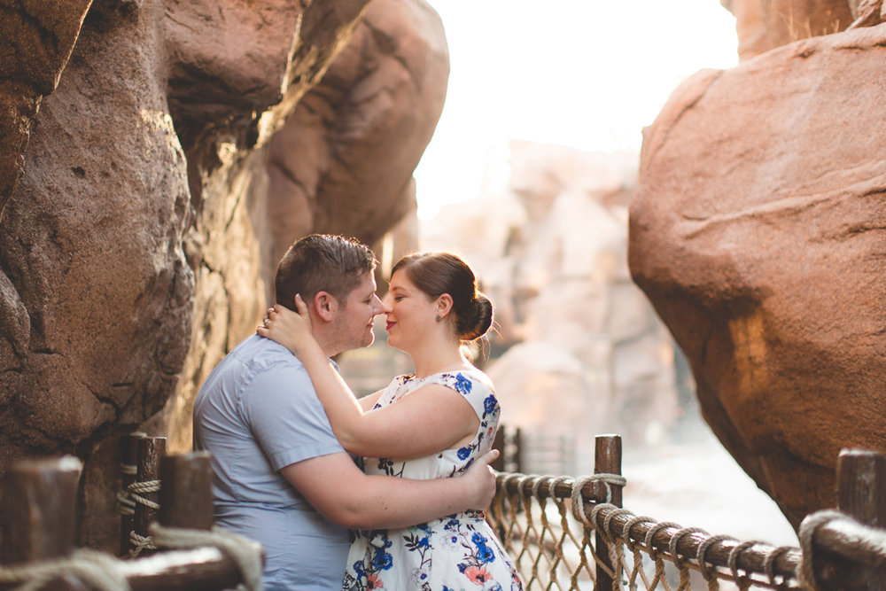 Jaime DiOrio - Magic Kingdom Engagement Session - Epcot Engagement Session - Disney Engagement photos - Magic Kingdom Engagement Photos (81).jpg