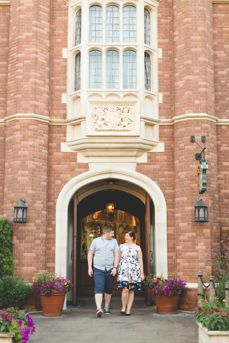 Jaime DiOrio - Magic Kingdom Engagement Session - Epcot Engagement Session - Disney Engagement photos - Magic Kingdom Engagement Photos (86).jpg