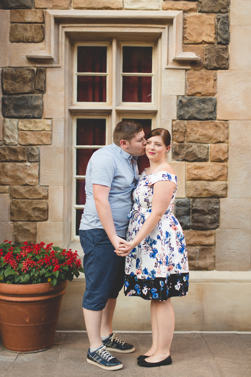 Jaime DiOrio - Magic Kingdom Engagement Session - Epcot Engagement Session - Disney Engagement photos - Magic Kingdom Engagement Photos (87).jpg