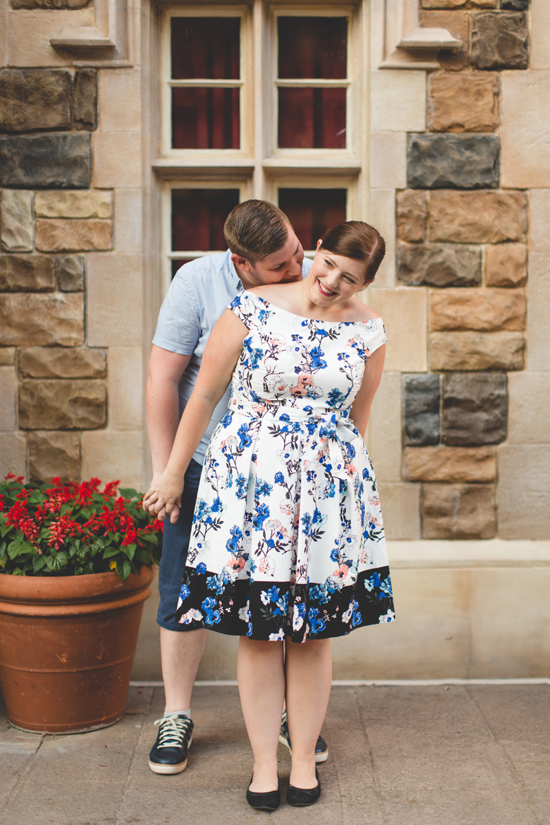 Jaime DiOrio - Magic Kingdom Engagement Session - Epcot Engagement Session - Disney Engagement photos - Magic Kingdom Engagement Photos (89).jpg