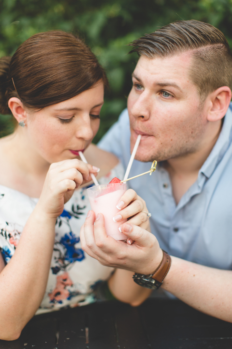 Jaime DiOrio - Magic Kingdom Engagement Session - Epcot Engagement Session - Disney Engagement photos - Magic Kingdom Engagement Photos (104).jpg