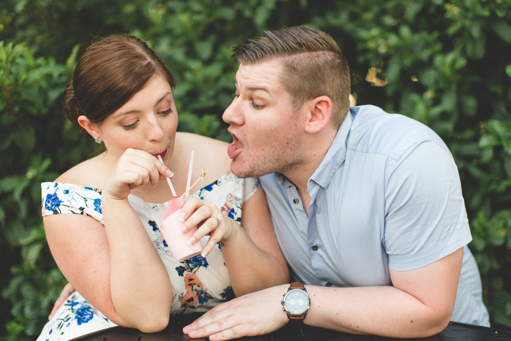 Jaime DiOrio - Magic Kingdom Engagement Session - Epcot Engagement Session - Disney Engagement photos - Magic Kingdom Engagement Photos (106).jpg