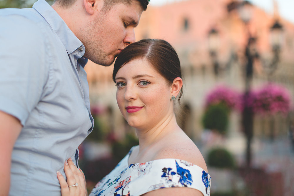 Jaime DiOrio - Magic Kingdom Engagement Session - Epcot Engagement Session - Disney Engagement photos - Magic Kingdom Engagement Photos (112).jpg
