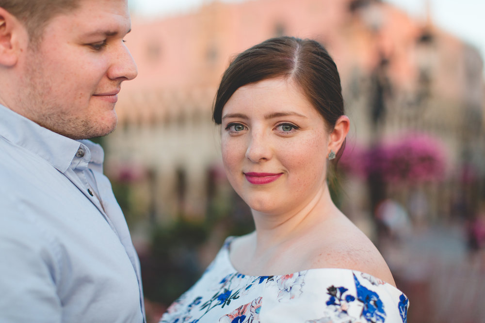Jaime DiOrio - Magic Kingdom Engagement Session - Epcot Engagement Session - Disney Engagement photos - Magic Kingdom Engagement Photos (113).jpg