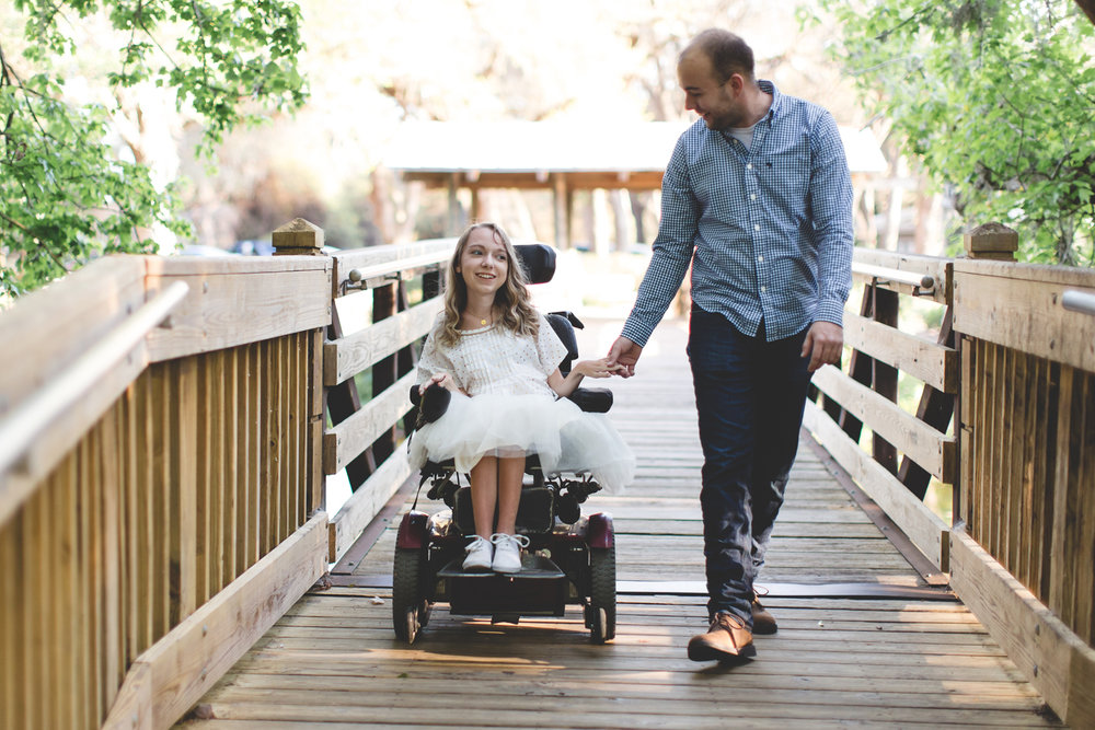 Sawgrass Lake Park Engagement Photographer - Sawgrass Lake Park Engagement session - wheelchair engagement photos - St Pete Engagement Photographer - Destination Orlando Wedding Photographer - Jaime DiOrio (3).jpg