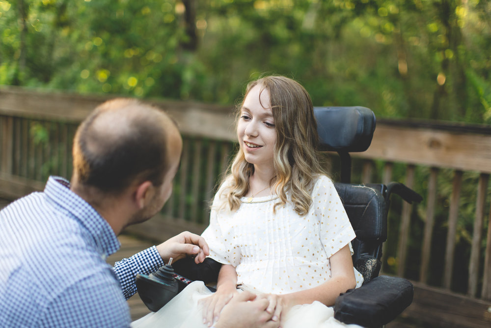 Sawgrass Lake Park Engagement Photographer - Sawgrass Lake Park Engagement session - wheelchair engagement photos - St Pete Engagement Photographer - Destination Orlando Wedding Photographer - Jaime DiOrio (39).jpg