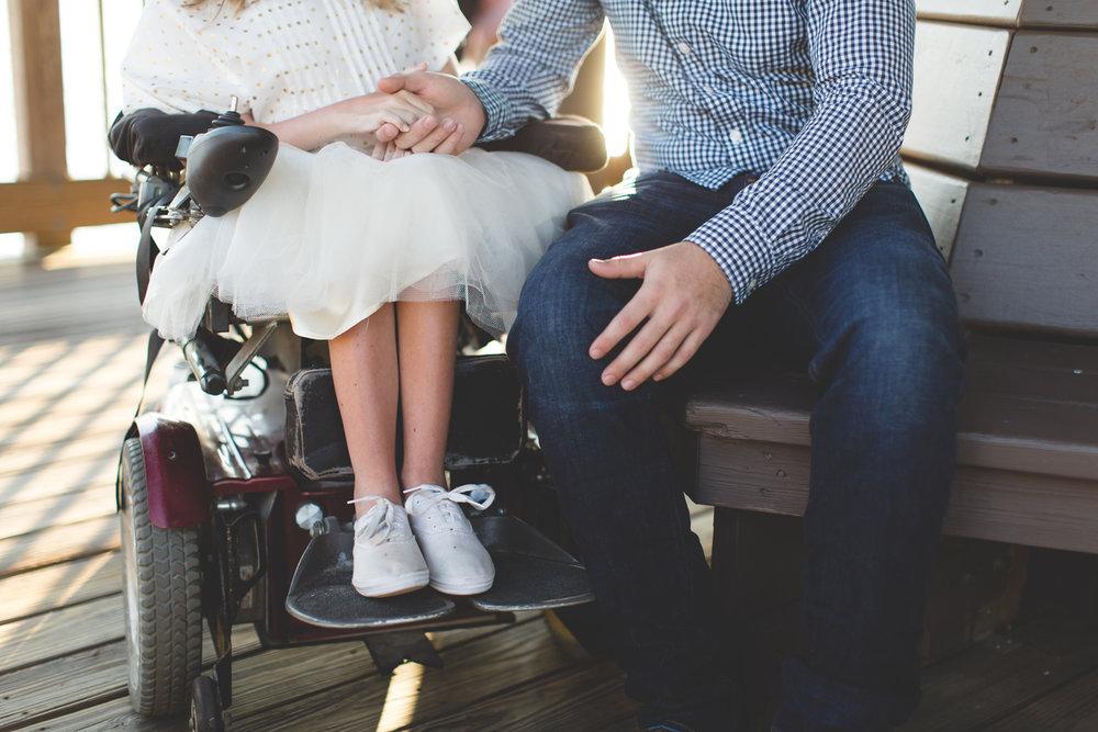 Sawgrass Lake Park Engagement Photographer - Sawgrass Lake Park Engagement session - wheelchair engagement photos - St Pete Engagement Photographer - Destination Orlando Wedding Photographer - Jaime DiOrio (53).jpg