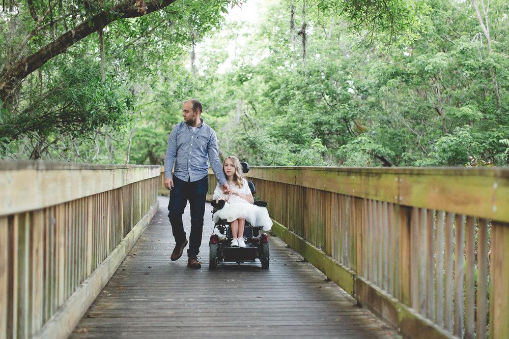 Sawgrass Lake Park Engagement Photographer - Sawgrass Lake Park Engagement session - wheelchair engagement photos - St Pete Engagement Photographer - Destination Orlando Wedding Photographer - Jaime DiOrio (93).jpg