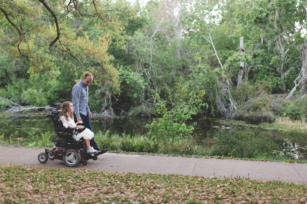 Sawgrass Lake Park Engagement Photographer - Sawgrass Lake Park Engagement session - wheelchair engagement photos - St Pete Engagement Photographer - Destination Orlando Wedding Photographer - Jaime DiOrio (107).jpg