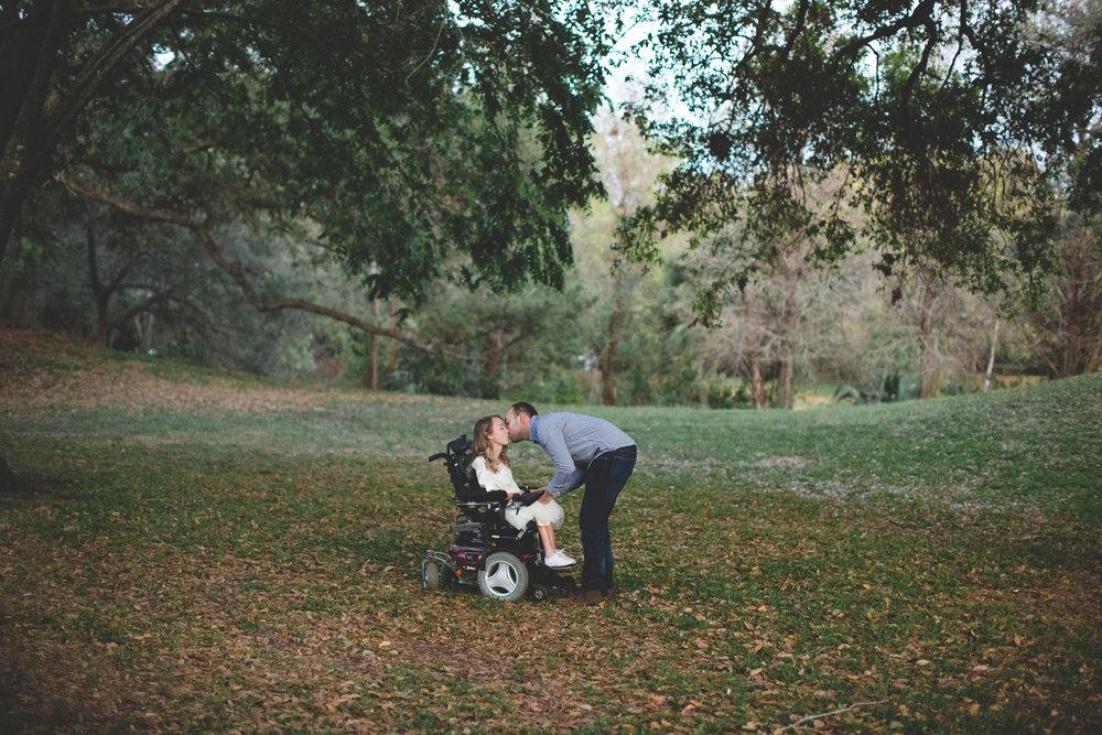 Sawgrass Lake Park Engagement Photographer - Sawgrass Lake Park Engagement session - wheelchair engagement photos - St Pete Engagement Photographer - Destination Orlando Wedding Photographer - Jaime DiOrio (113).jpg