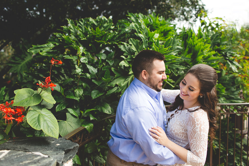 Jaime DiOrio - Disney World Engagement Photo - Orlando Wedding Photographer - Orlando Engagement Photographer - Magic Kingdom Engagement photos.jpg