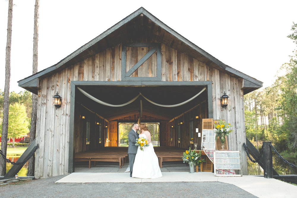 Rustic Outdoor Barn Wedding at The Keeler Property