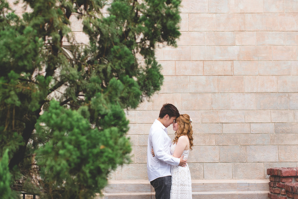 Disney Honeymoon session - Disney Engagement Photos - Disney Wedding Photographer - Destination Orlando Wedding Photographer - Jaime DiOrio (16).jpg