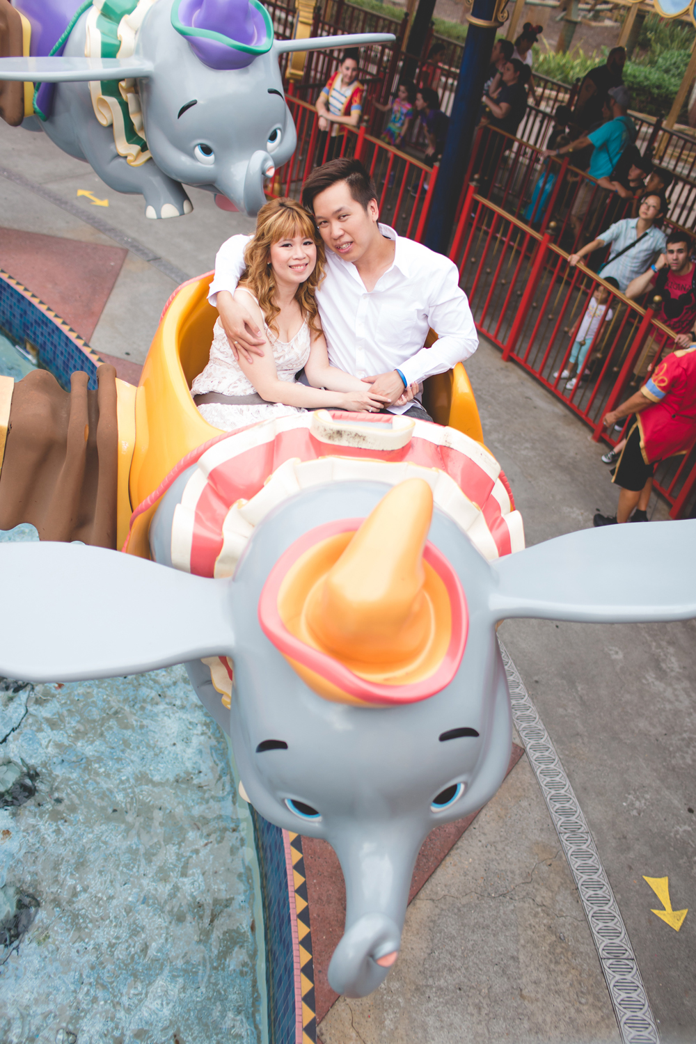 Disney Honeymoon session - Disney Engagement Photos - Disney Wedding Photographer - Destination Orlando Wedding Photographer - Jaime DiOrio (35).jpg
