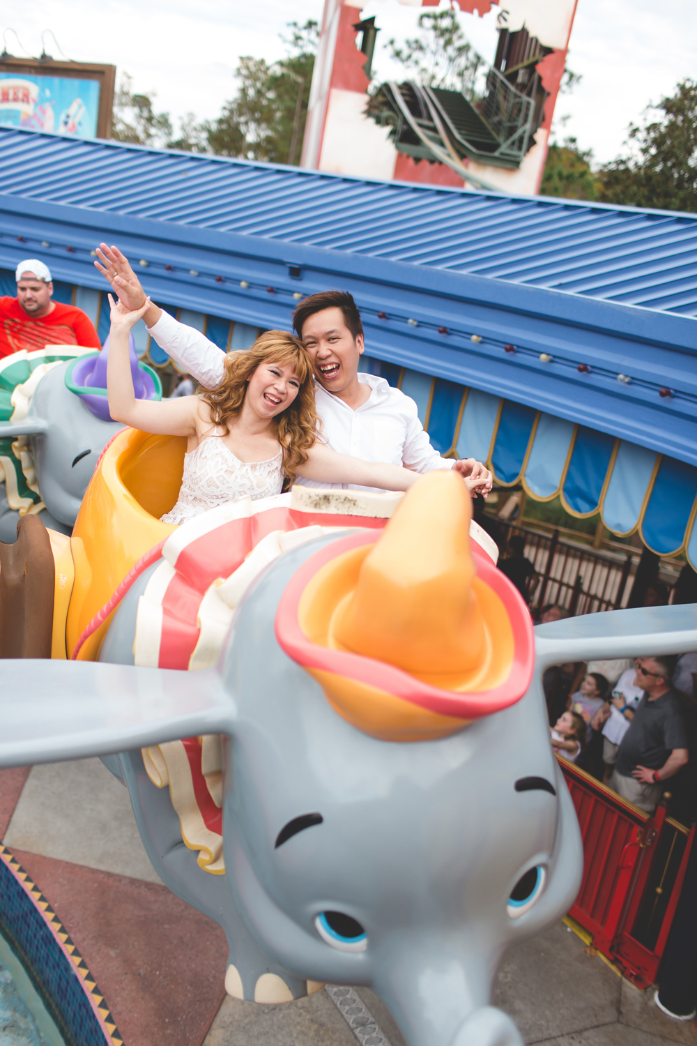 Disney Honeymoon session - Disney Engagement Photos - Disney Wedding Photographer - Destination Orlando Wedding Photographer - Jaime DiOrio (38).jpg