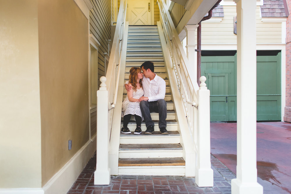 Disney Honeymoon session - Disney Engagement Photos - Disney Wedding Photographer - Destination Orlando Wedding Photographer - Jaime DiOrio (64).jpg