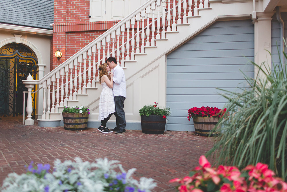 Disney Honeymoon session - Disney Engagement Photos - Disney Wedding Photographer - Destination Orlando Wedding Photographer - Jaime DiOrio (81).jpg
