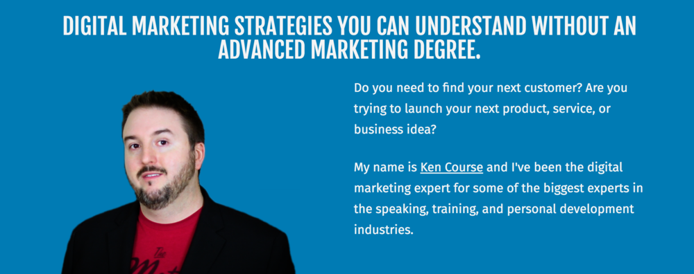 Ken Course - Consultant and Speaking Coach at Explore Momentum