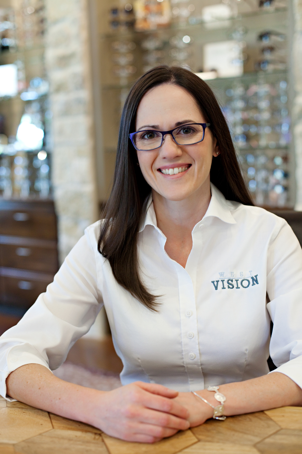 Andrea Manager/Optician 19 years in Optometric sales and service, with an expertise in lens designs and fit.
