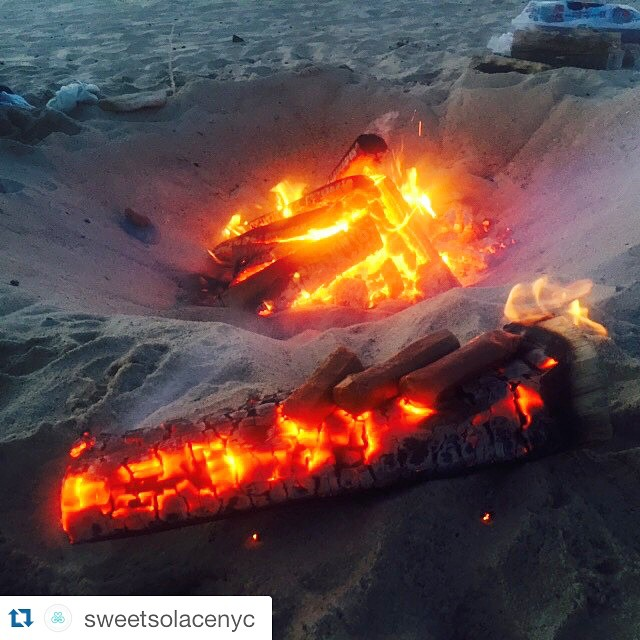 Check out our Dawgs on a campfire in Montauk! Our friends @sweetsolacenyc know what's up! Sooo awesome! Love seeing our Dawgs travel and get done in so many different styles! #Repost from @sweetsolacenyc with @repostapp. ・・・ Cooking our #yeahdawgs the #hottest new  method: on a #fire #log! Thanks @yeahdawgvegan for helping to make this #birthday #magic! #plantbased #veggiedog #fireonthebeach #montauk