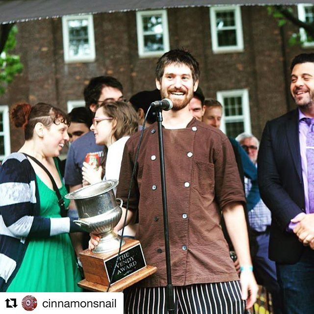 Excited to announce we are finalists for the @vendyawards for this year's new vegan category! Also congrats to our friends @monksmeats! We will be competing with other amazing food vendors at Governors Island on Sept 17th come thru!  Repost @cinnamonsnail with @repostapp ・・・ Honored to be a judge at the @vendyawards for this year's new #vegan category! 🎉 ❤️ Big congratulations to our friends @yeah__dawg @jerk.shack @monksmeats @bamboobites Mystik Masala and The Vegan Bandwagon.  So stoked to eat you all up and hand you prizes and whatnot! ❤️🙏