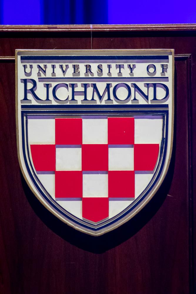 University of Richmond in Richmond, Virginia