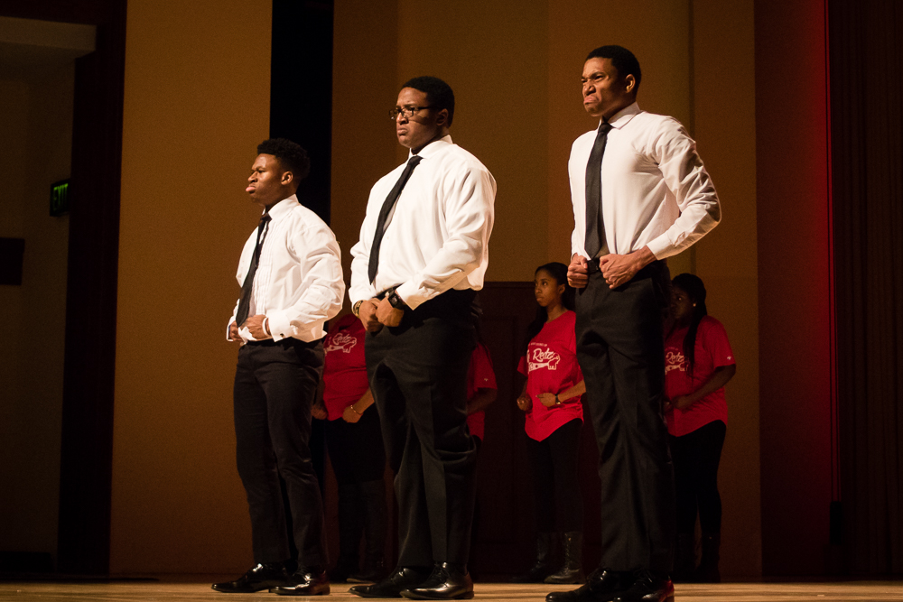 Alpha Phi Alpha Fraternity, Incorporated with Delta Sigma Theta Sorority, Incorporated