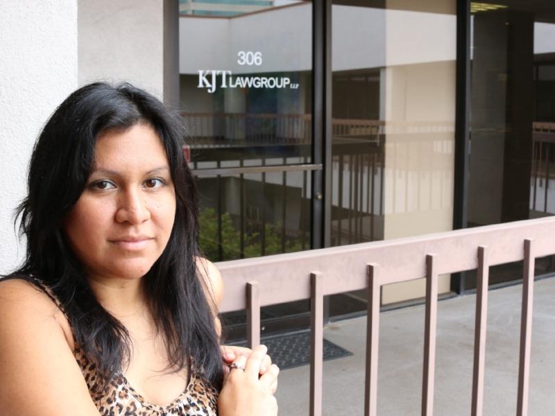 Margot Rivas, Legal Assistant