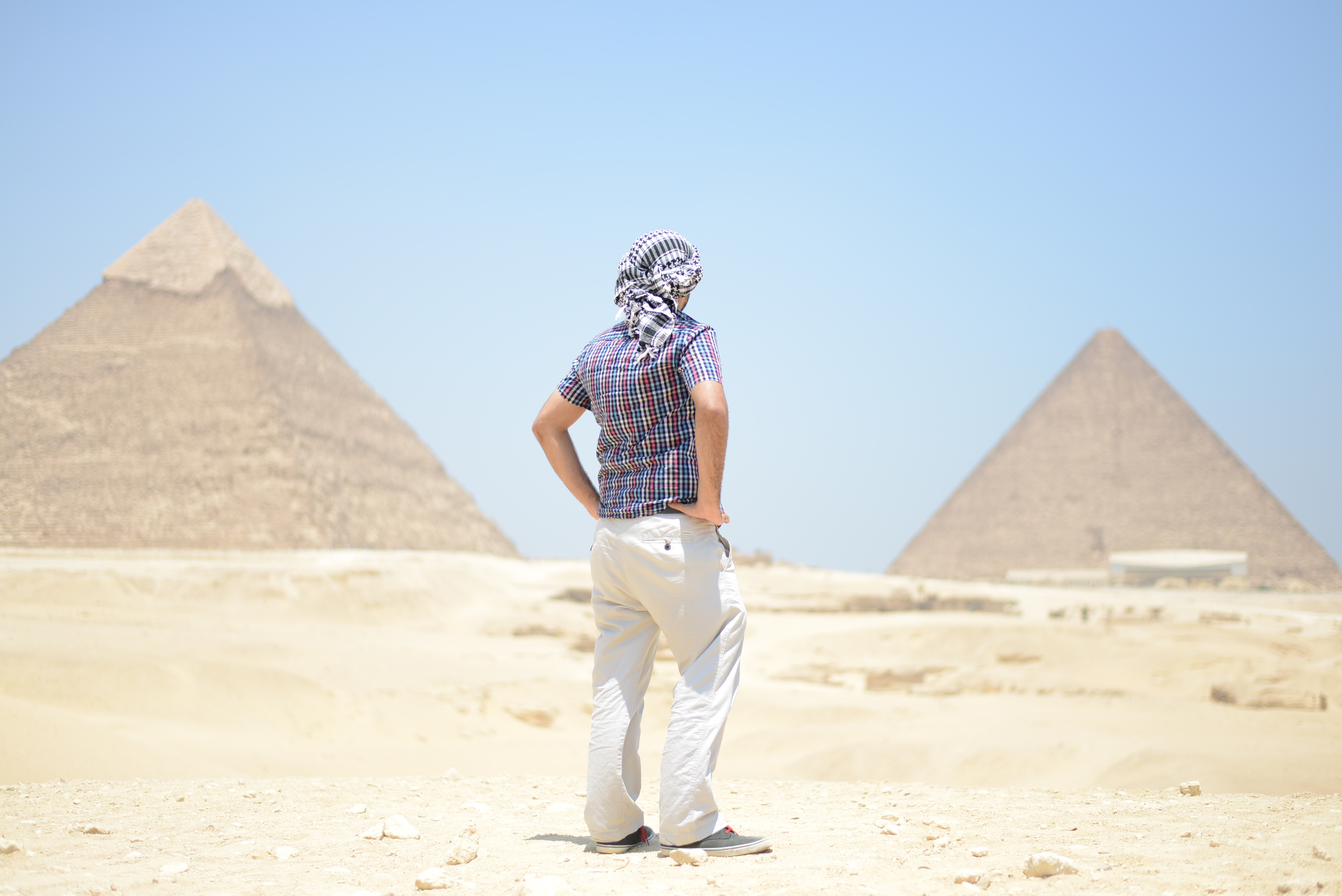 pyramids - published