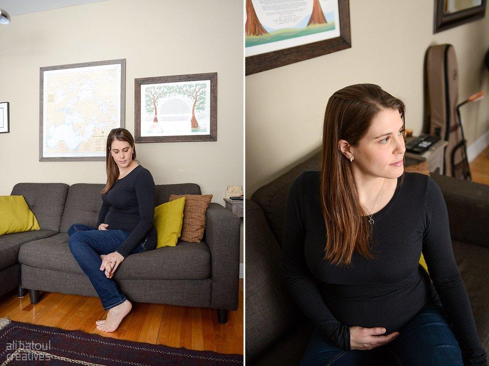 Lauren + Noam - Maternity Shoot-116_Blog