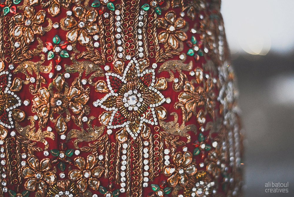 Indian-inspired bridal shoot - Ali Batoul Creatives (red)-206_Red Dress (BTS)