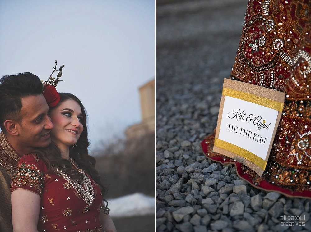 Indian-inspired bridal shoot - Ali Batoul Creatives (red)-213_Red Dress (BTS)