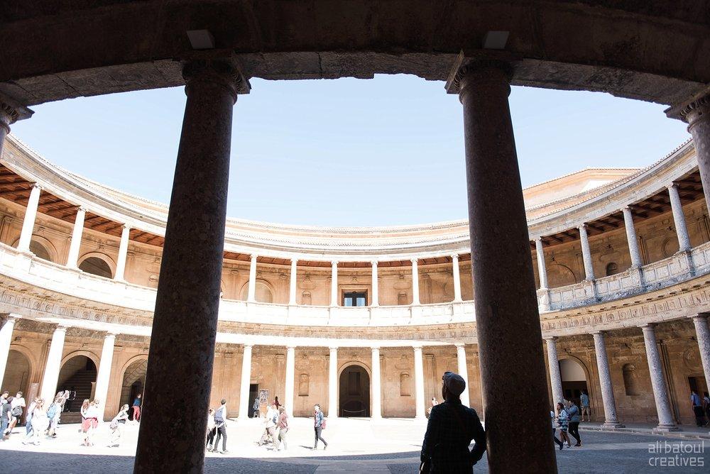 Palace of Charles V.