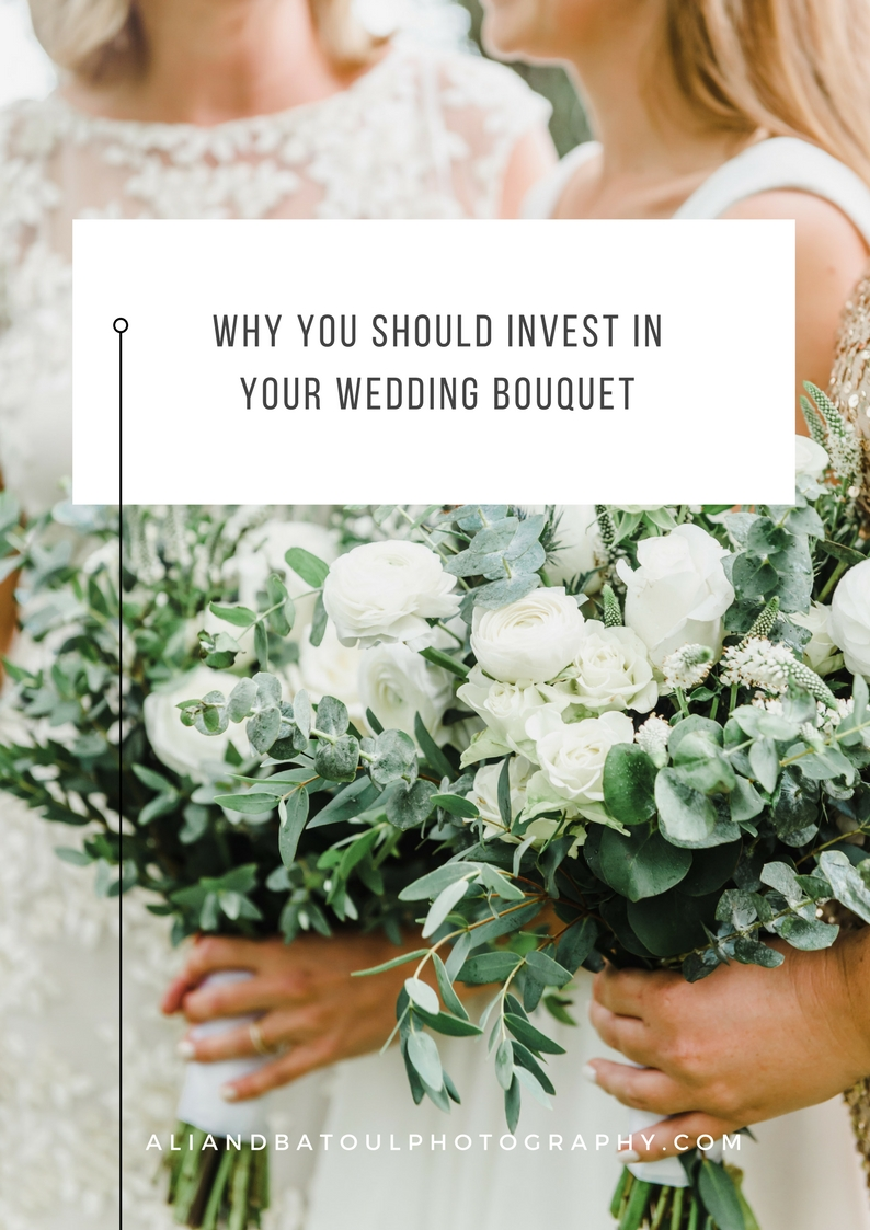 Why you should invest in your wedding bouquet - Ottawa wedding photographer
